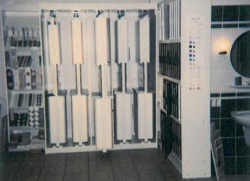 Classen Baufachhandel 1980