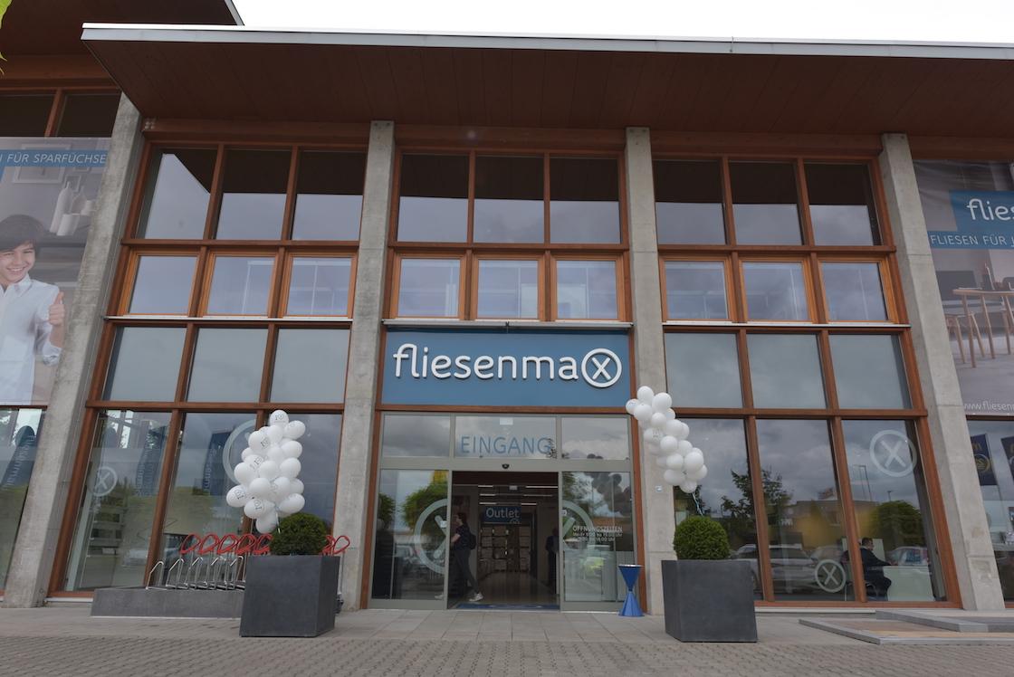 Fliesen Max Heinsberg fliesenmax eröffnet store in bad kreuznach classen baufachhandel