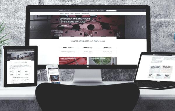 NEUE WEBSITE VON MOBAU WIRTZ & CLASSEN
